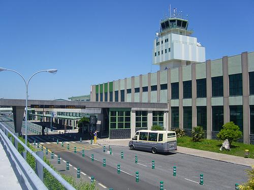 airport santiago