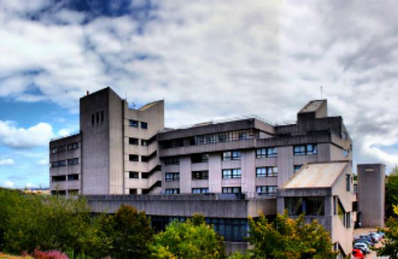 Residencia de estudiantes en Monte da Condesa