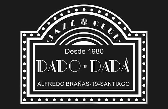 Logotipo del Dado Dadá Jazzclub