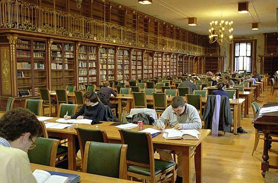 biblioteca de historia de la USC