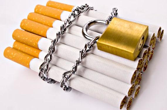 Cigarros con candado