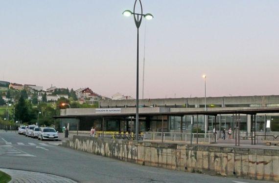 estación de autobuses Santiago Compostela
