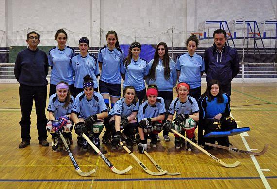 equipo de hockey femenino de Santiago