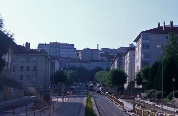 Imagen del Barrio de Fontiñas
