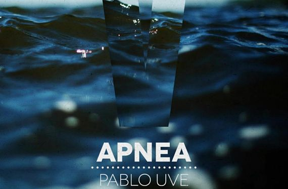 "Portada de ""Apnea"" trabajo de Pablo Uve, del grupo santiagués 504"