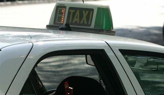Foto de un taxi