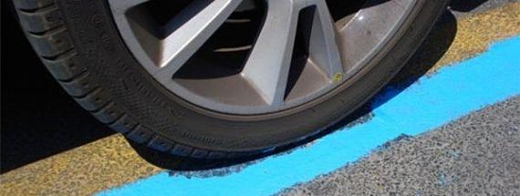 Zona Azul aparcamiento