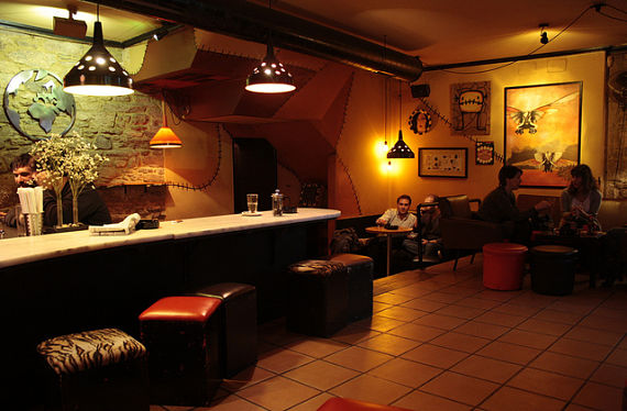 El Camalea, un muy buen local en Santiago de Compostela