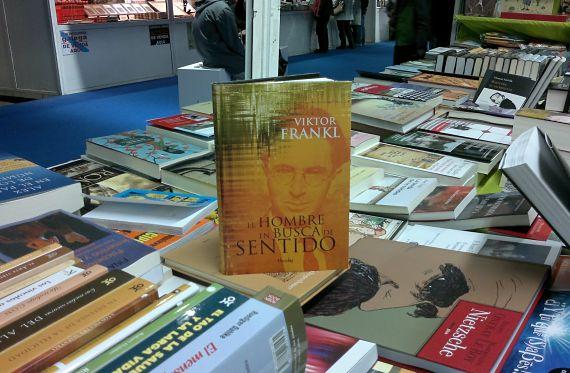 Feria del Día del Libro en Santiago en el Año pasado
