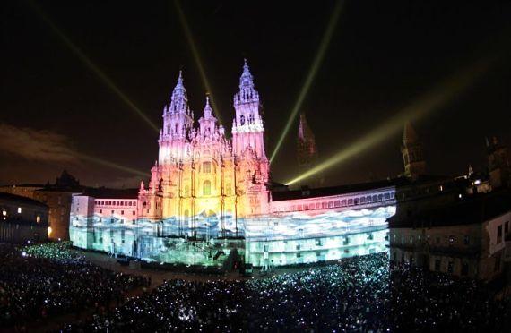 Fiestas del Apóstol en Compostela