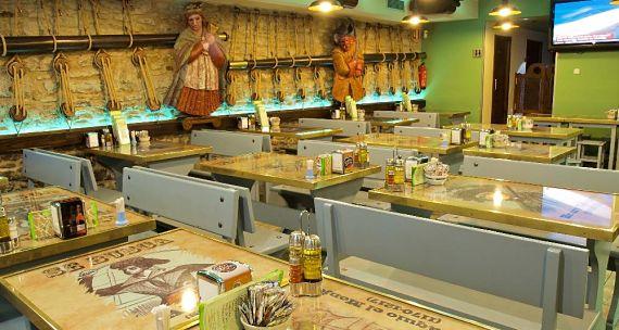 Restaurante Galeón en Santiago de Compostela