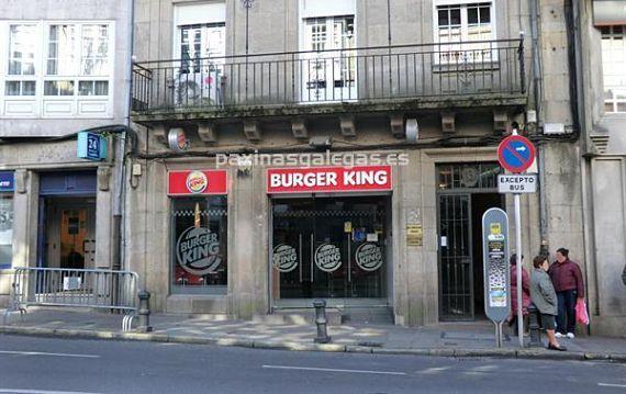 Burger King de Santiago de Compostela
