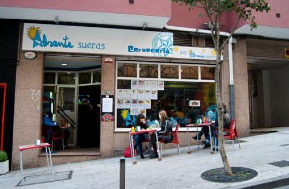 Bar Abrente en Santiago de Compostela