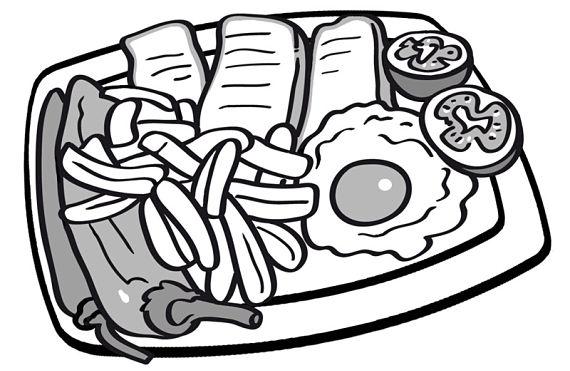 plato combinado