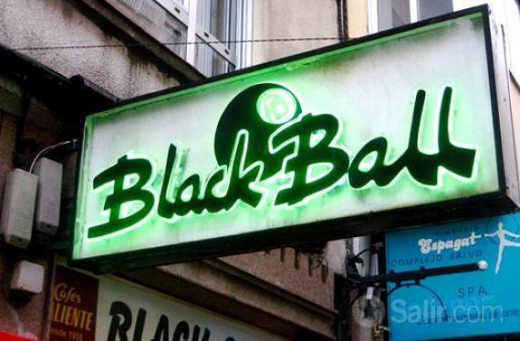 Black Ball, en Santiago de Compostela