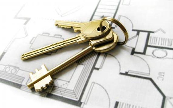 Plano de una inmobiliaria