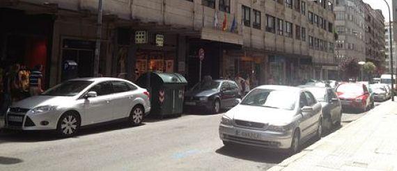 Calle Montero Ríos