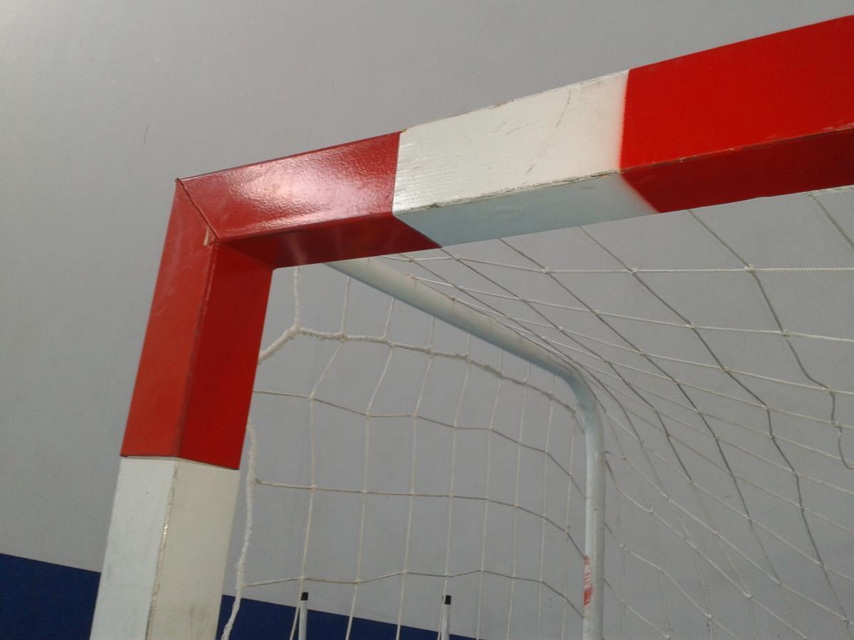 Portería de fútbol sala