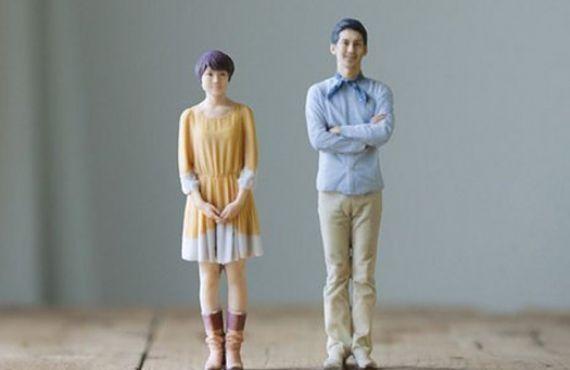 Muñecos de personas