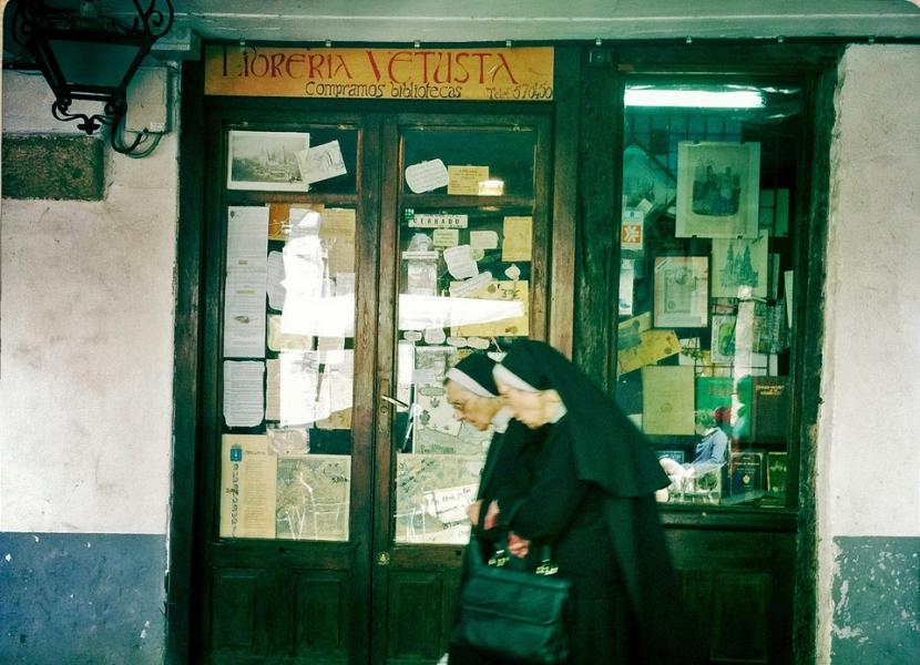 Librería Vetusta