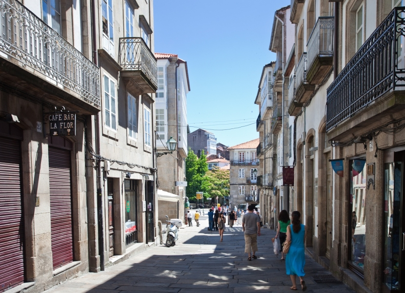 Rúa das Casas Reais