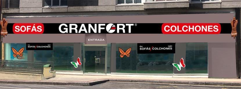 Granfort abre una nueva tienda en o milladoiro for Colchones santiago de compostela