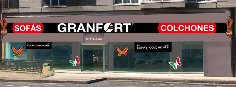 nueva tienda sofas granfort santiago